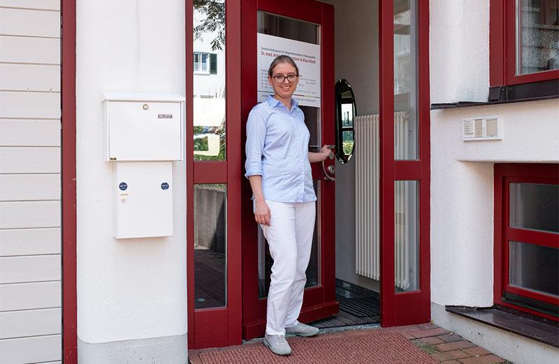 Unsere Arztpraxis in Lützelburg